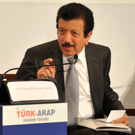 "Minister Kamal: ""We are ready to invest in Turkey & in Asia & Ex-Soviet Countries in collaboration with the Turkish government"""