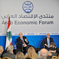 Arab Economic Forum concluded its work in Beirut