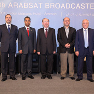 The 7th Arabsat Broadcaster Forum starts today in Amman