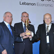 More than 500 delegates participate at the Lebanese Economic Forum