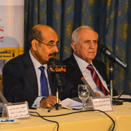 """The """"Arab Construction and Projects Forum"""" under the theme """"Egypt's Mega Projects"""""""