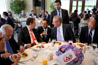 The Turkish-Arab Economic Forum | LUNCH HOSTED BY